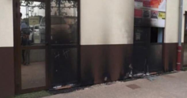 Fransa'nın Mâcon Kentindeki Türk Camii Yakılmak İstendi