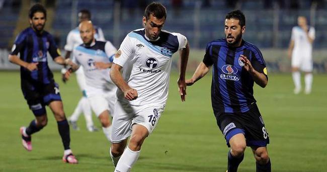 Adana Demirspor'un şanslı haftası