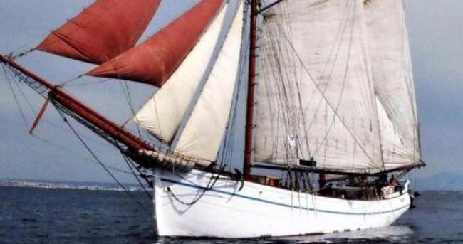 110 yıllık tekne sanat merkezi olacak