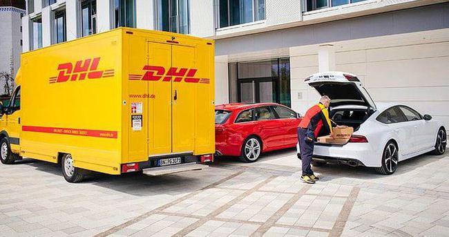 Amazon ve Audi'den otomobile teslimat dönemi