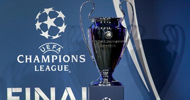 Şampiyonlar Ligi kupaları Berlin'de
