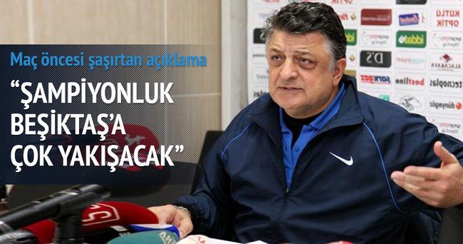 Yılmaz Vural: Şampiyonluk Beşiktaş'a yakışacaktır