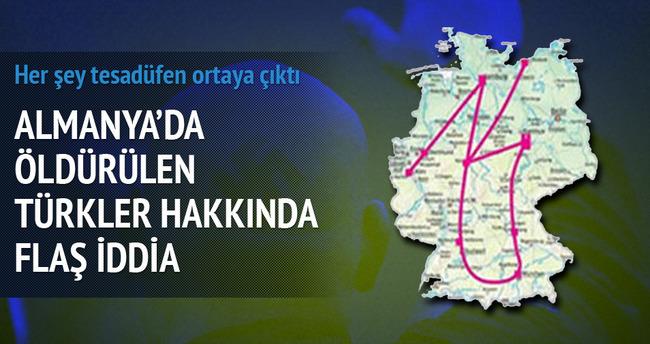 Almanya'da öldürülen Türkler hakkında flaş iddia