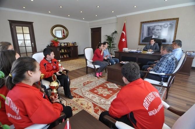 Türkiye Finallerinde Bodrum'u Temsil Edecekler