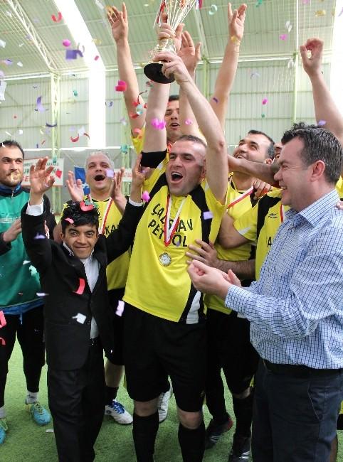 Bankalar Arası Halı Saha Futbol Turnuvası Sona Erdi