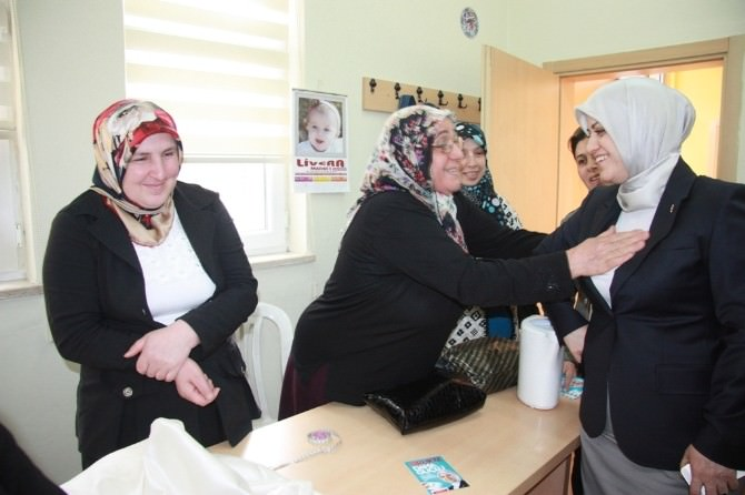 Ayşe Sula Köseoğlu Babaocağı'nda