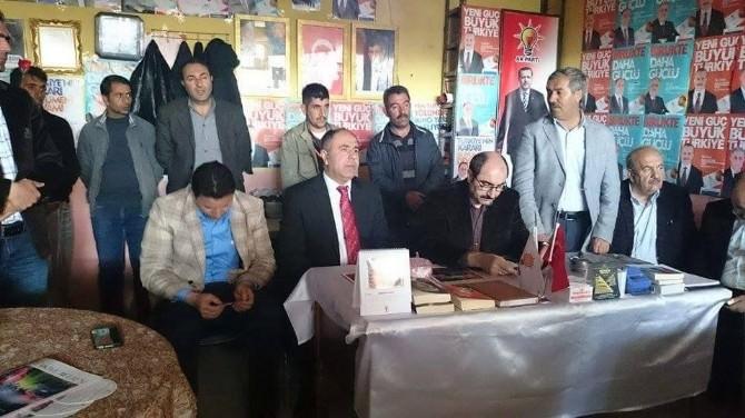 Başkan Soğanda'dan Özalp Ve Saray'a Ziyaret