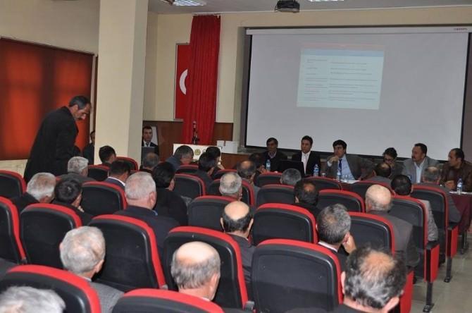 Arpaçay Köylere Hizmet Götürme Birliği Olağan Toplantısı Yapıldı