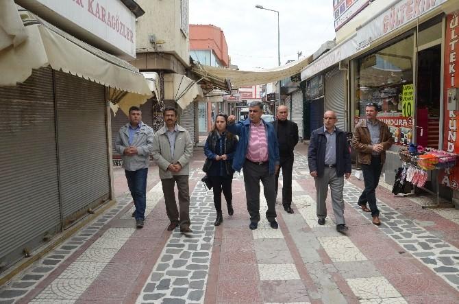 Ereğli'de Uzun Çarşı Yeniden Düzenlenecek