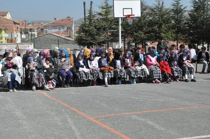 Bozüyük Anadolu İHL'de Kutlu Doğum Programı