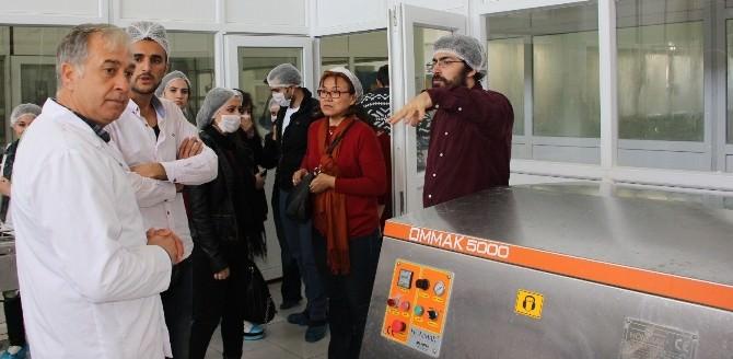 BEÜ Öğrencilerine Yönelik Teknik Gezi