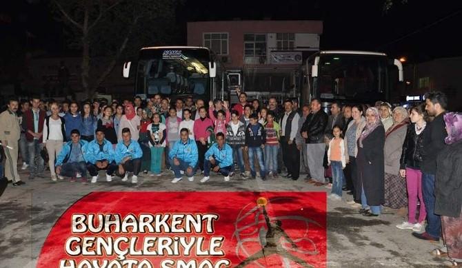 Buharkent Belediyesi'nden Öğrencilere Jest