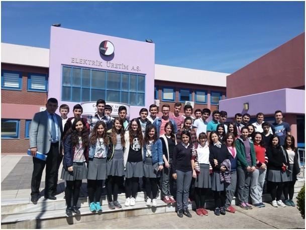 Çan Anadolu Lisesi Kariyer Günleri Başladı
