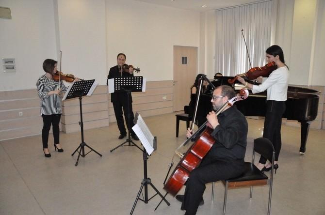 'Baroktan Günümüze' Klasik Müzik Dinletisi