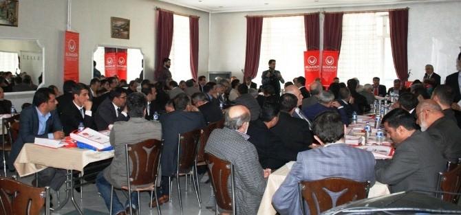 İmam Hatiplilerin Bölge Toplantısı Elazığ'da Yapıldı