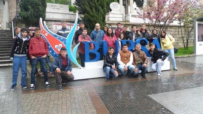 Orhan Gazi Üniversitesi'ne Tanıtım Gezisi