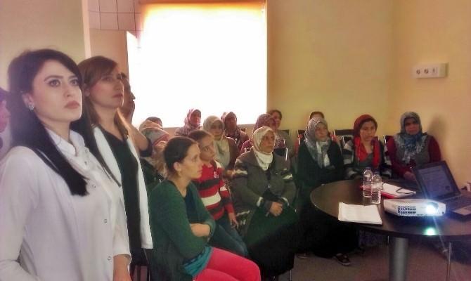 Hemşirelik Bölümü Öğrencilerinden Anlamlı Eğitim