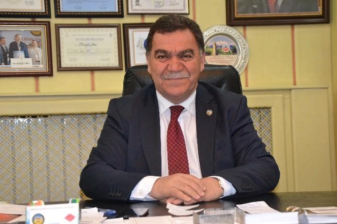 Kayseri Esnaf Ve Sanatkarlar Kredi Ve Kefalet Kooperatifi Başkanı Mustafa Alan: