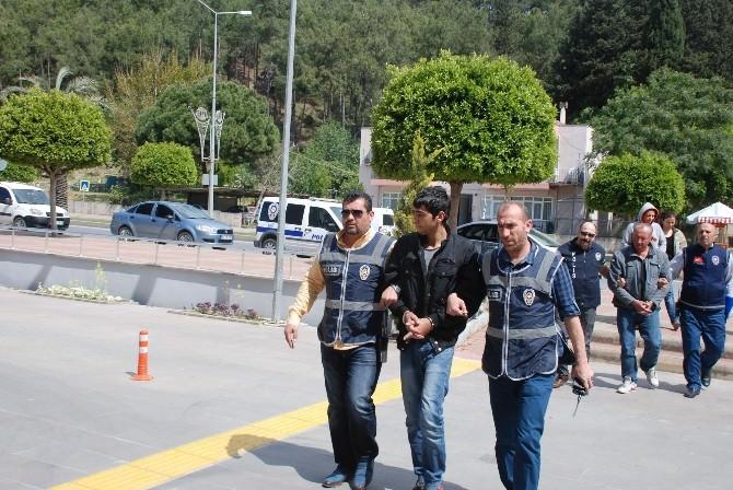 Manavgat'ta Uyuşturucu Operasyonunda 3 Şüpheli Yakalandı