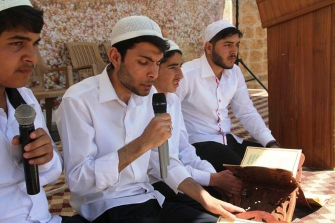 Midyat'ta Kutlu Doğum Etkinliği