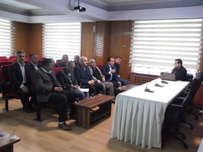 MTB'nin Meclisi Toplantıdı
