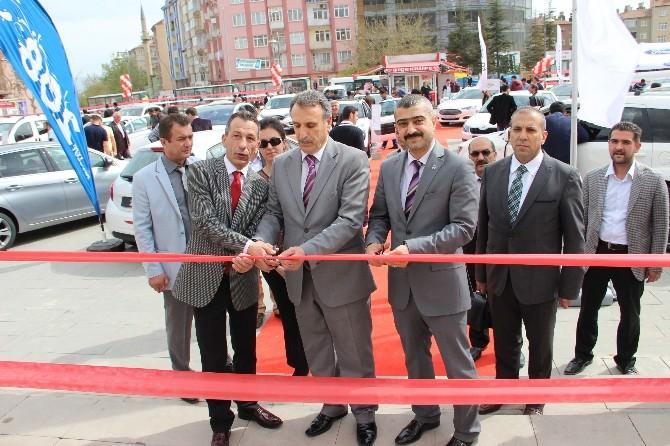 Elazığ'da 2. Oto Show Fuarı Açıldı