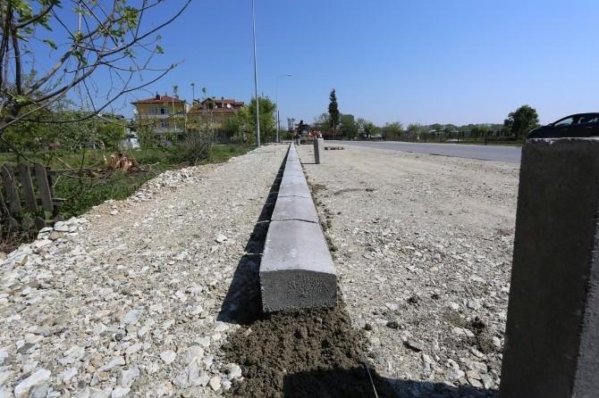 Serdivan'da Çalışmalar Hızlandı
