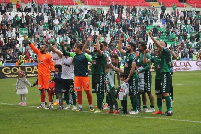 Torku Konyaspor Tarihinde Bir İlk