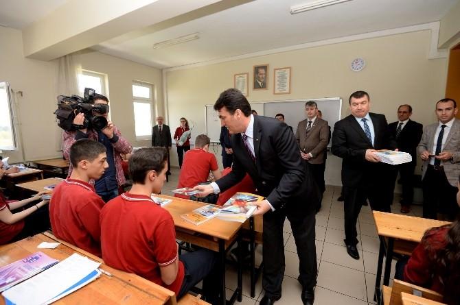 Üniversiteye Hazırlanan Öğrencilere Osmangazi Desteği