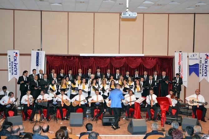 Van Anadolu Müzik Cemiyeti'nden Muhteşem Konser