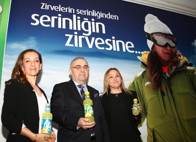 Lita Limonata, Yüksek İrtifa Dağcısı Gülnur Tumbat'la Zirveye Çıkacak