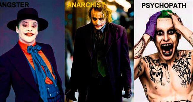 Psikopat 'Joker!'