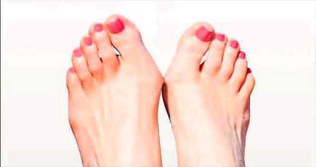 Sağlıksız ayakkabı halluks valgus sebebi