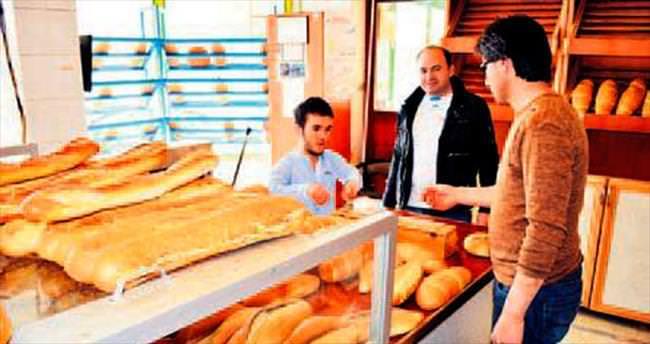 Ekmek yeniden 75 kuruş