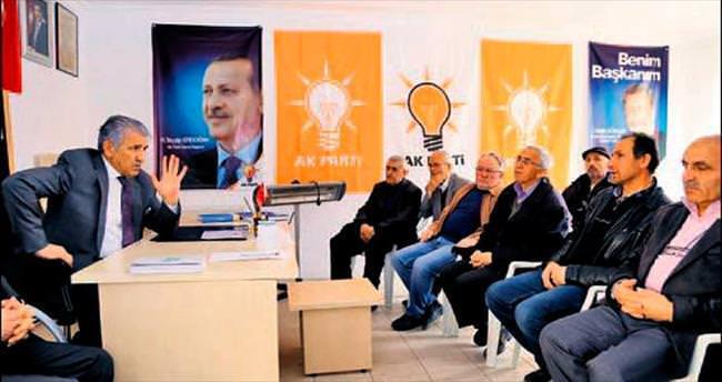 Elibol: Kılıçdaroğlu'nun vaatleri avcı palavrası gibi