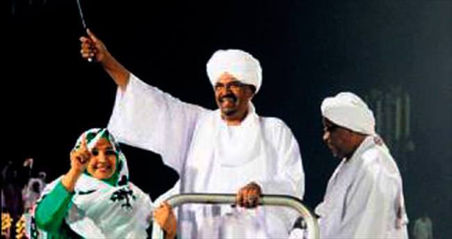 Sudan yine 'Beşir' dedi