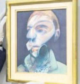 Francis Bacon'ın portreleri satılıyor