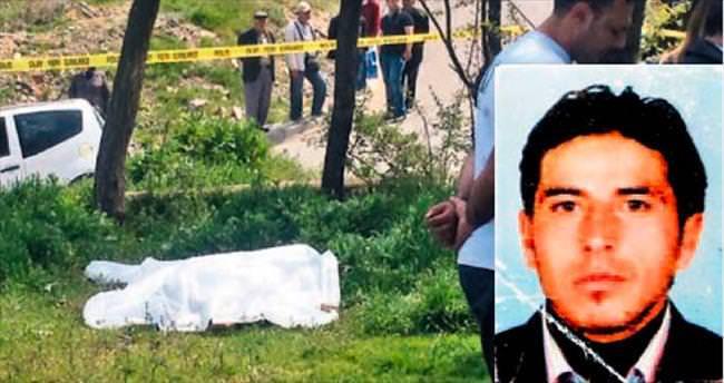 Eşini parkta 43 yerinden bıçaklayıp öldürdü