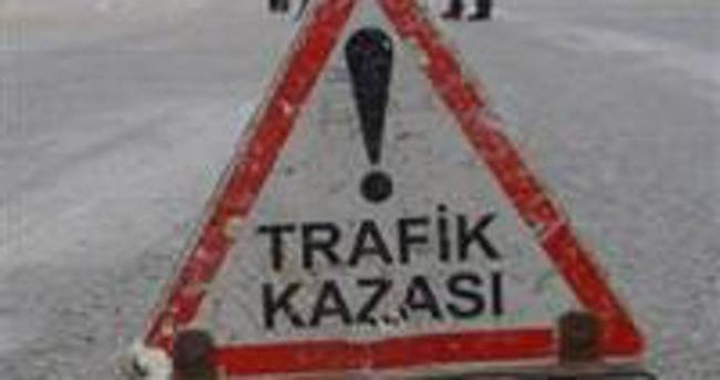 Üsküdar'da trafik kazası: 4 yaralı