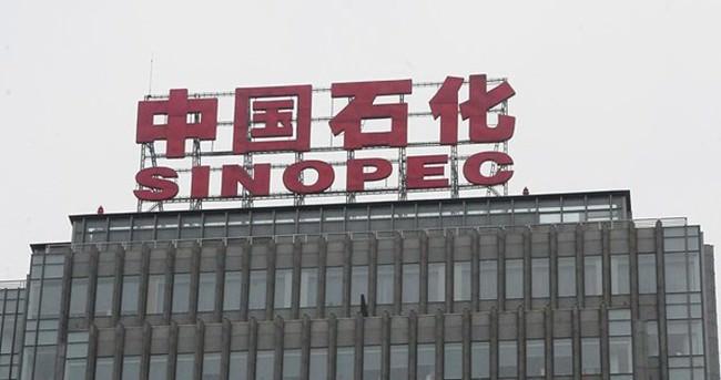 Sinopec'in genel müdürüne soruşturma