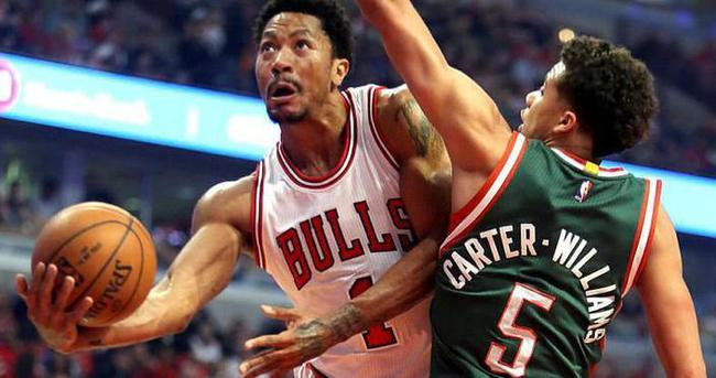 Bucks, Bulls'a tur izni vermedi