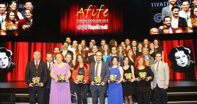 19. Yapı Kredi Afife Tiyatro Ödülleri sahiplerini buldu
