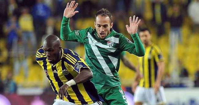 Bursaspor – Fenerbahçe Türkiye Kupası maçı ATV canlı izle