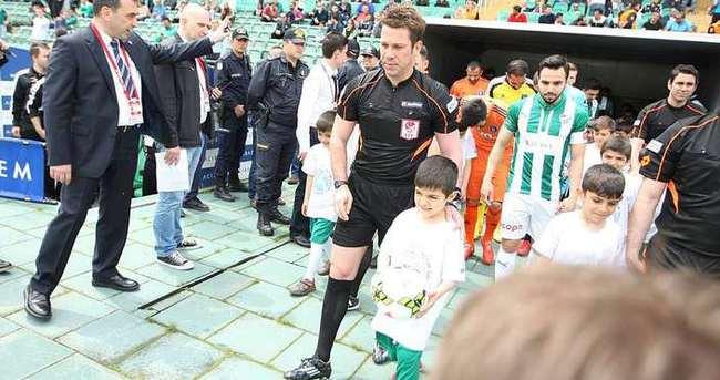 Aydınus: İnşallah Bursaspor gol atamaz