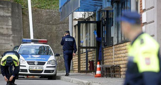 Bosna-Hersek yönetiminden Zvornik saldırısını kınadı