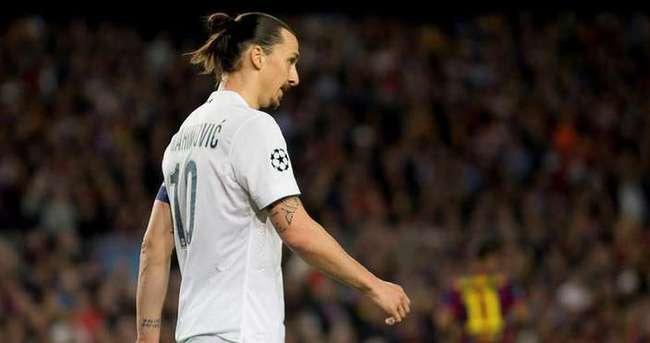 Ibrahimovic PSG'de kalacak