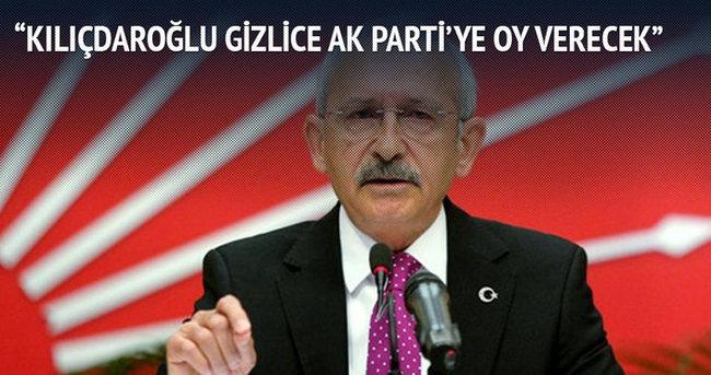 Veysel Eroğlu: Kılıçdaroğlu belki de gizlice AK Parti'ye oy verecek