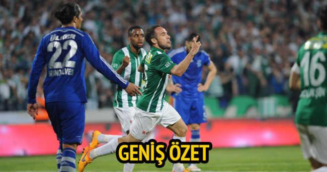 Bursa Fener maçı özeti ve golleri izle (GENİŞ—ÖZET) FB Bursa özet