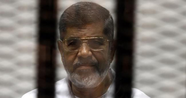 Mursi'nin davası 30 Nisan'a ertelendi