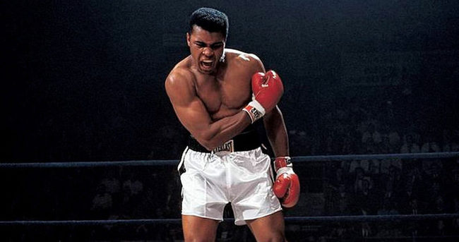 Muhammed Ali'den Mayweather'a cevap